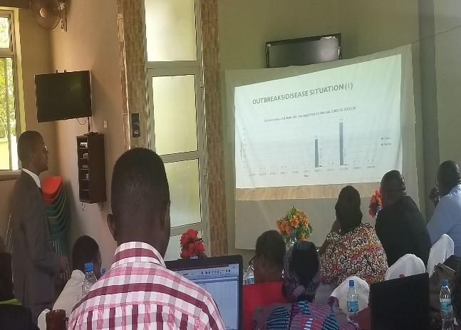 District IDSR implementation presentations (Malawi & Tanzania)